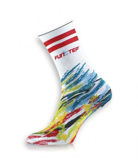 Calcetines divertidos multicolor